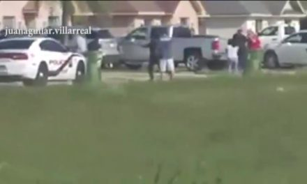 Confrontation With Los Fresnos Police Caught on Camera