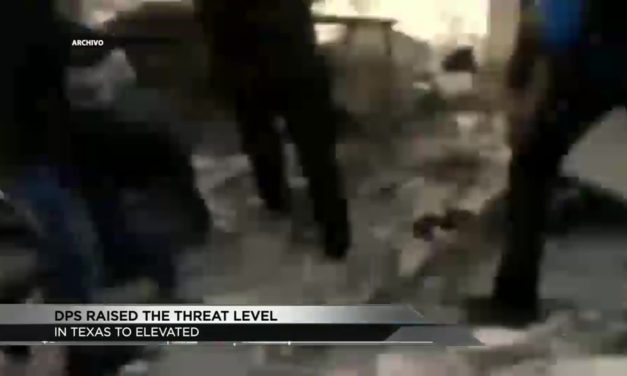 DPS Raises Texas' 'Terrorism Threat'