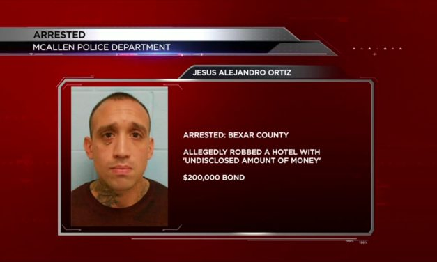 Wanted McAllen Fugitive Arrested in Bexar County