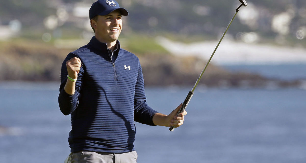 Spieth piling up wins at rate not seen since Tiger Woods