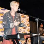 Aaron Carter featured Live at KVLY's Listener Lounge