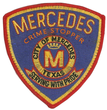 Mercedes crime stoppers