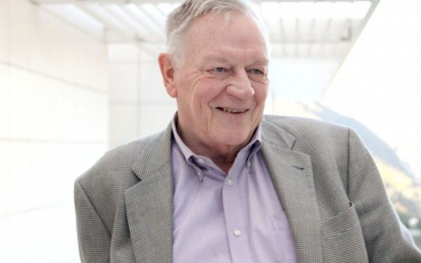 Noted movie critic Richard Schickel dies at 84