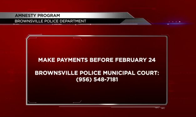 Brownsville Set to Begin Warrant Round-Up