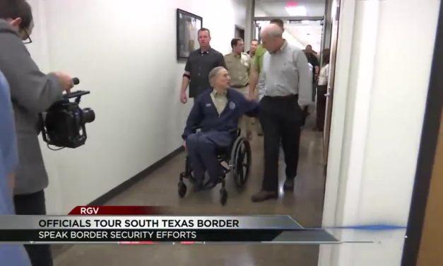 Gov. Abbott Visits the Border
