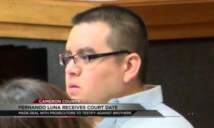 Oldest Luna Brother Gets Court Date