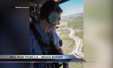 Rep. Paul Ryan Tours Rio Grande Valley