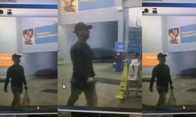 San Benito Police Look For Credit Card Abuse Suspect