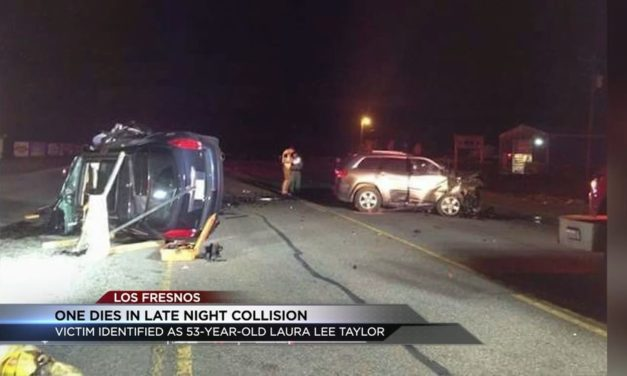 Los Fresnos Late Night Collision Leaves One Dead