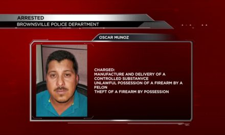 Brownsville Police Arrest Man For Selling Narcotics