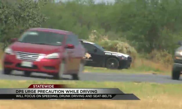 DPS Increases Patrols During Spring Break