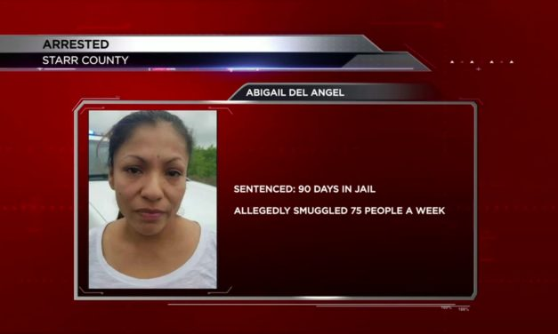 Known Human Smuggler Arrested in Starr County