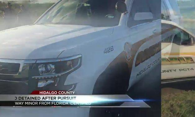 Precinct 4 Constables Arrest Man With Runaway Minor