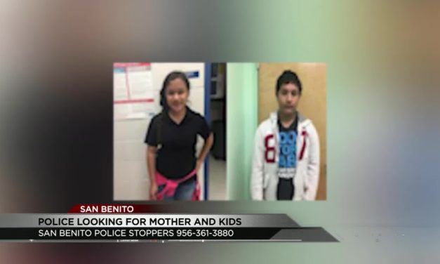 San Benito Police Searching for Family