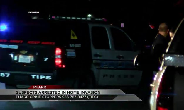 Suspect Arrested in Fatal Pharr Home Invasion