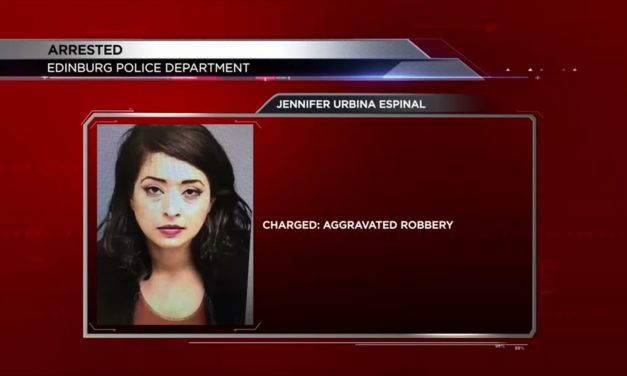 Woman Sought for Aggravated Robbery Arrested