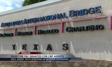 US Customs & Border Patrol anticipate heavy traffic ahead of Easter weekend