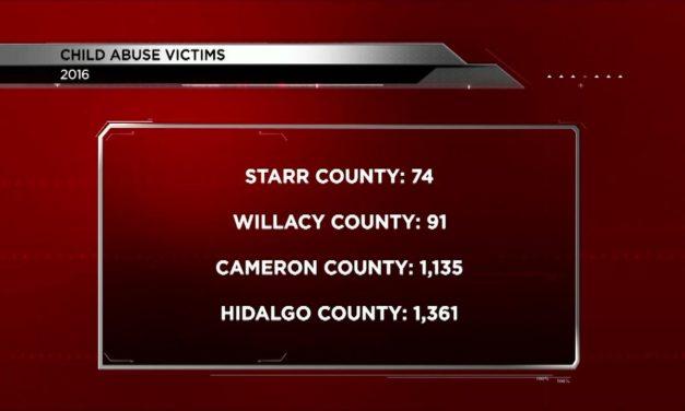 Hidalgo Ranks in Top Ten of Child Abuse Cases