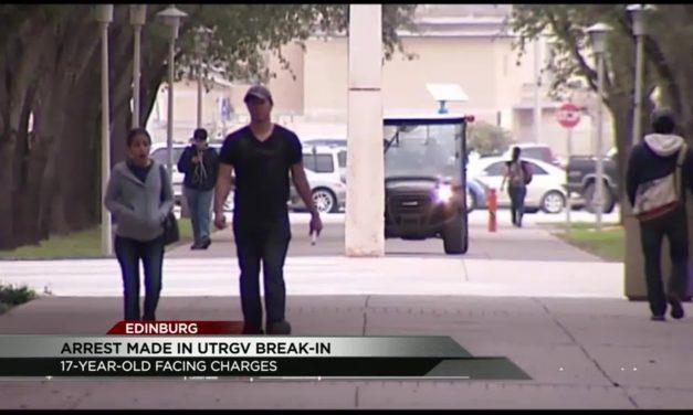 Arrest made in UTRGV Robberies