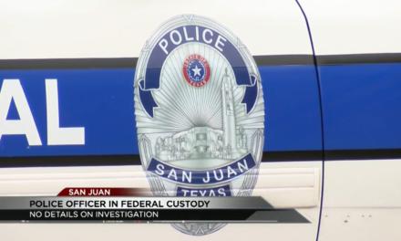 Federal Agents Arrest San Juan Police Officer
