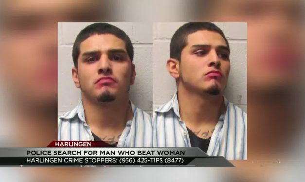 Harlingen Man Wanted for Beating Woman