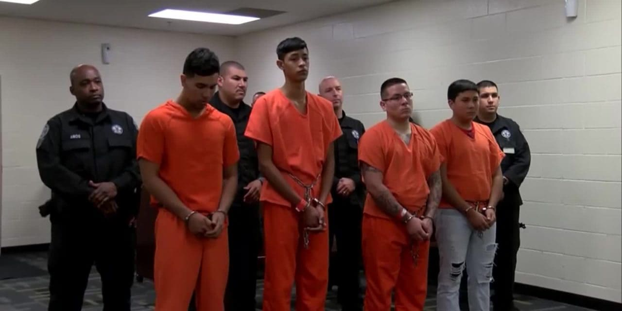 Four Donna Teens Face Aggravated Robbery Charges