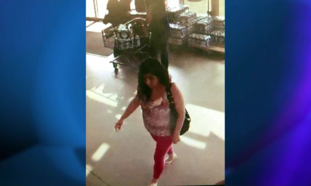 Woman Steals Meat Twice from HEB and takes off
