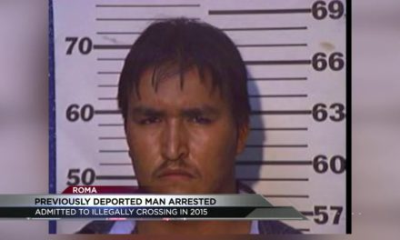 Previously Deported Man Arrested Near Roma
