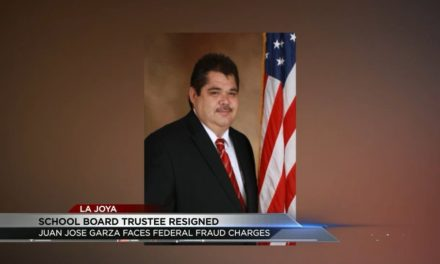 La Joya Trustee facing federal fraud charges