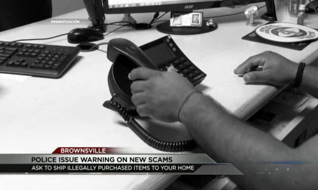 Brownsville Police issue warning on a new scam