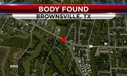 Woman's Body Discovered in a Brownsville Resaca