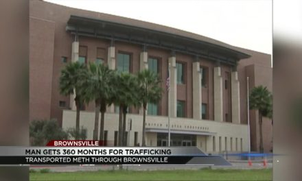 Man sentenced to 360 months for Trafficking Meth