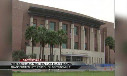 Man sentenced to 360 months for Trafficking Meth