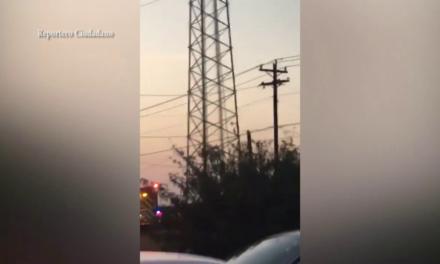 Investigation underway of Viral Video of Teen's Fall near Las Milpas