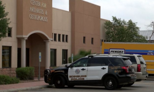 FBI Agents Raid Edinburg Medical Office
