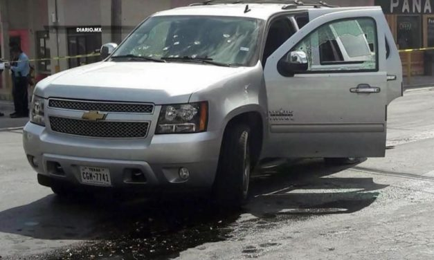 2 US citizens allegedly shot by Mexican Armed Forces in Reynosa