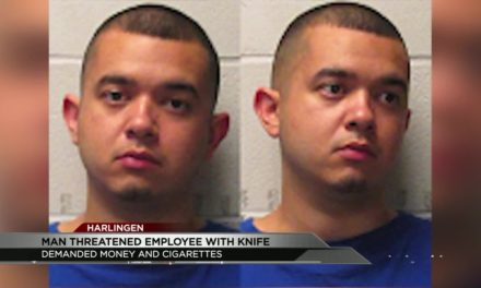 Man threatened employee with a knife for a $60 robbery