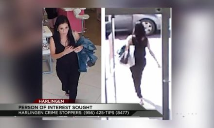 Person of Interest Sought in Jewelry Theft