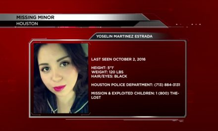 Houston Girl Missing Since December; May Travel to Mexico