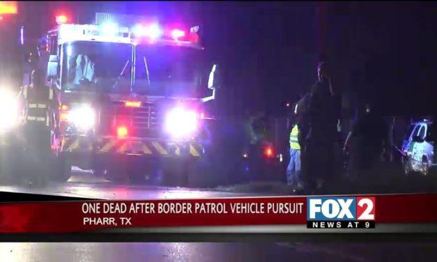 One Dead Following Border Patrol Pursuit