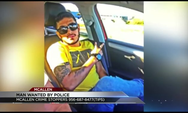 McAllen Police Search for Man Involved in Disturbance