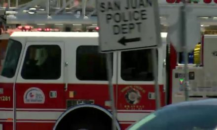 San Juan Police and Fire Urging Public to Vote for Collective Bargaining