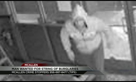 Man Wanted for String of Robberies