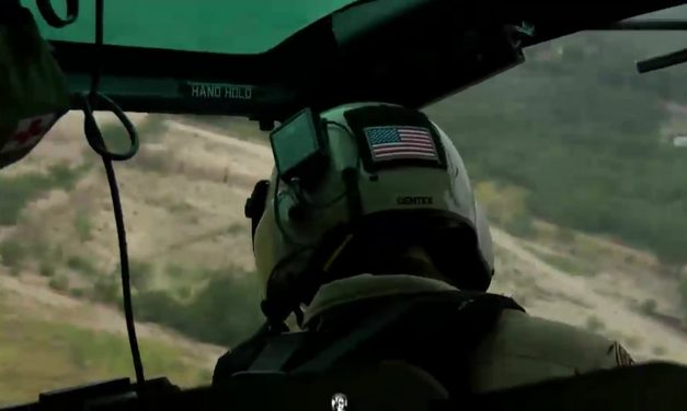 SPECIAL REPORT: Border Patrol's Eyes in the Sky
