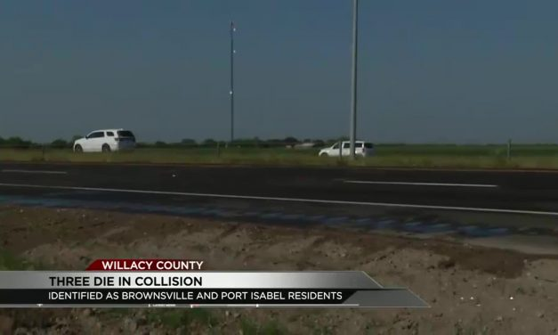 Three Die in Collision in Raymondville; May Be Alcohol Related