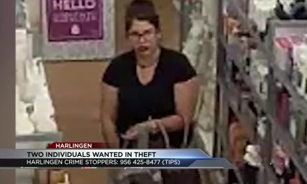 Two Suspects Wanted in Separate Thefts of Same Store