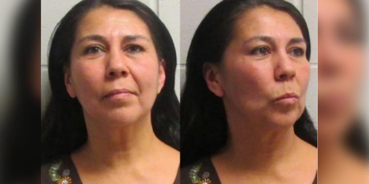 San Benito Woman Arrested for Theft
