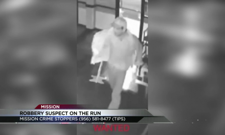 Thief caught on camera breaking into a Mission business