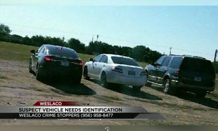Burglary Suspect Vehicle needs Identification