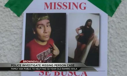 Brownsville Police Search for Clues in Missing Person's Case